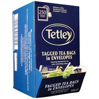 Tetley Envelope Tea Bag Pk 250 1159Y