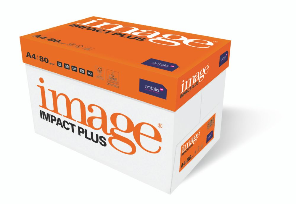 Image Impact Plus FSC Mix 70% A4 210X297mm 80Gm2  Packed 500